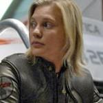 La actriz de tele Katee Sackhoff será protagonista en la nueva peli de 'Riddick'